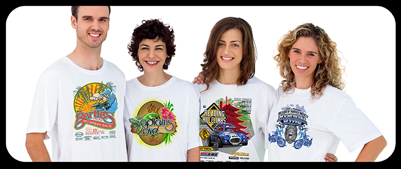 T shirt printing weikel sportswear for Non profit t shirt printing